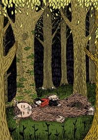 Dibujo de Mireya Pérez